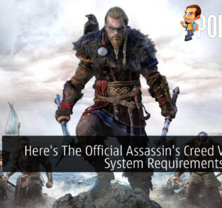Here's The Official Assassin's Creed Valhalla System Requirements For PC 30