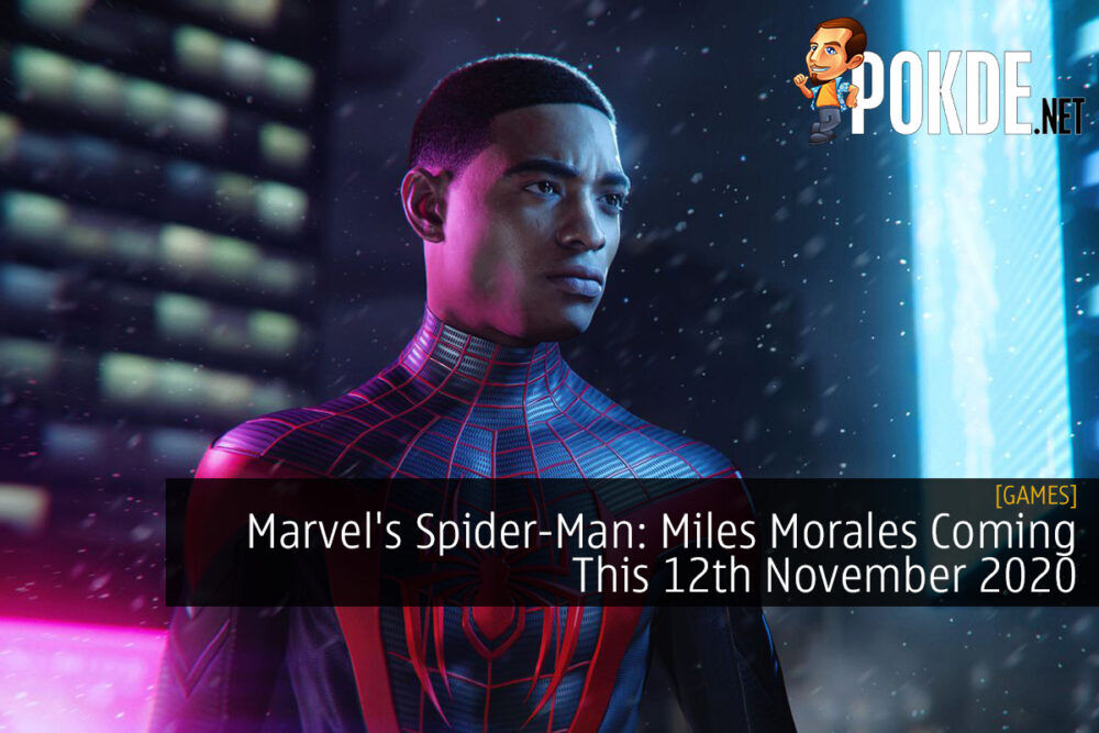 Marvel's Spider-Man: Miles Morales Coming This 12th November 2020 19