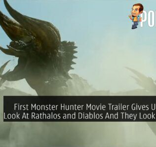 Monster Hunter Movie Cover