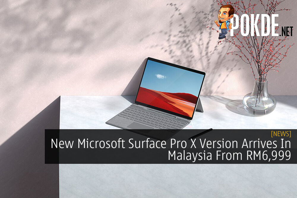 New Microsoft Surface Pro X Version Arrives In Malaysia From RM6,999 22