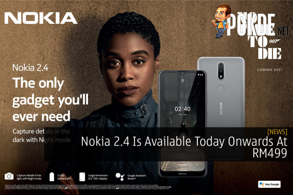 Nokia 2.4 Is Available Today Onwards At RM499 19