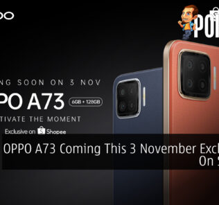 OPPO A73 Coming This 3 November Exclusively On Shopee 26