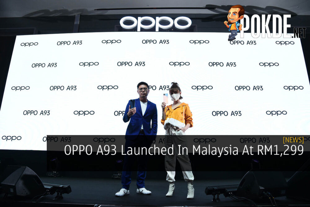 OPPO A93 Launched In Malaysia At RM1,299 19