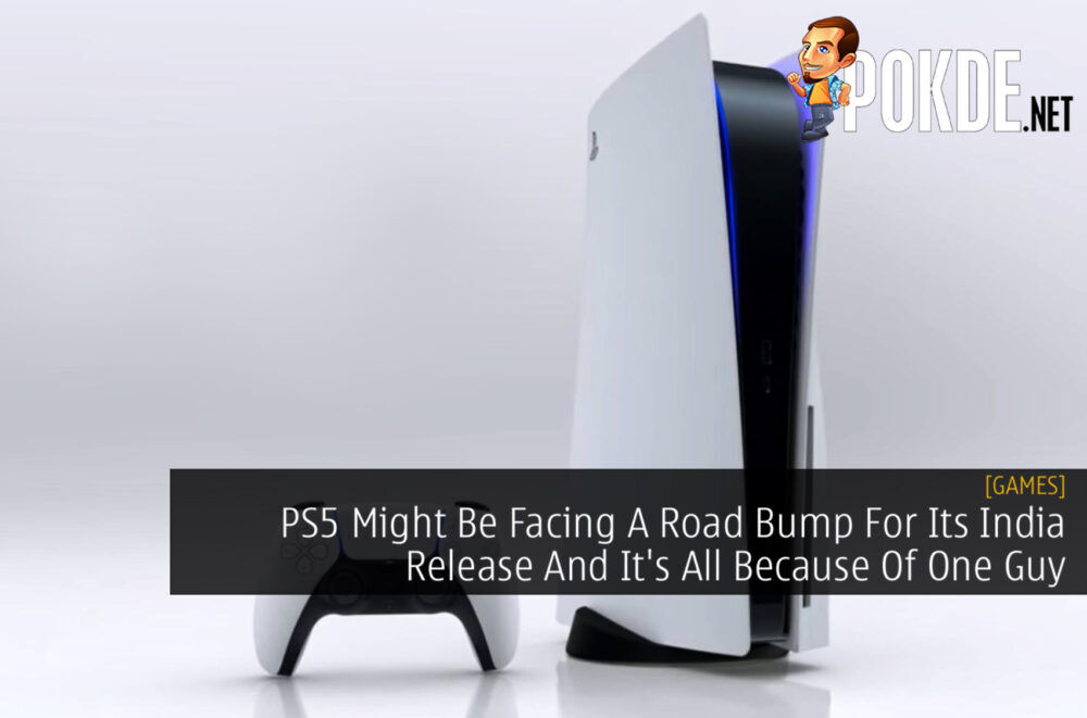PS5 India delay cover