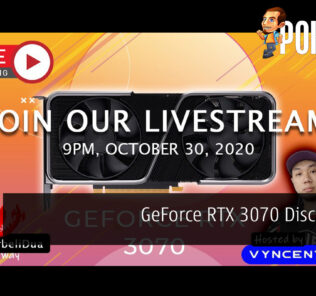 PokdeLIVE 80 — GeForce RTX 3070 Discussion! 25