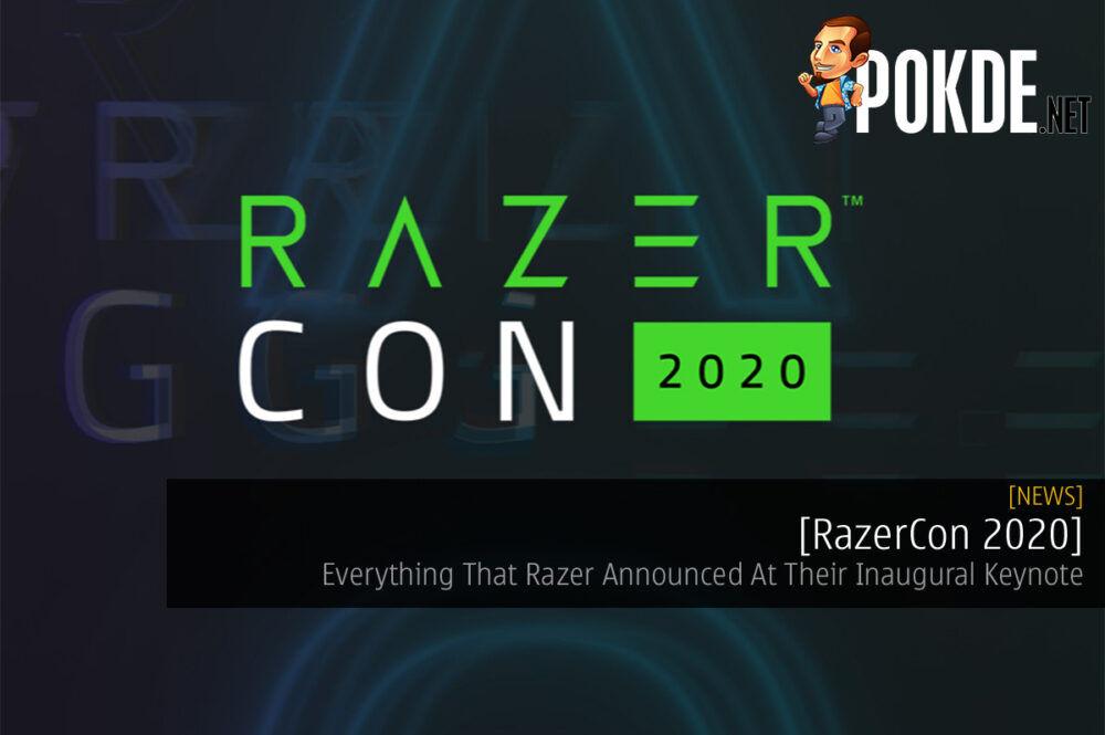 RazerCon 2020 cover