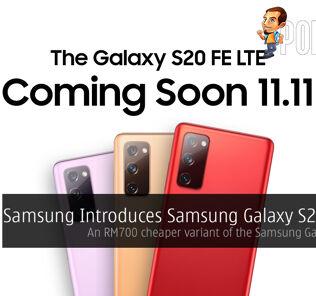 Samsung Galaxy S20 FE 4G cover
