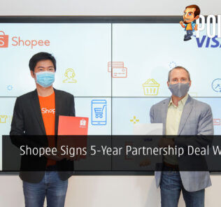 Shopee Signs 5-Year Partnership Deal With Visa 21