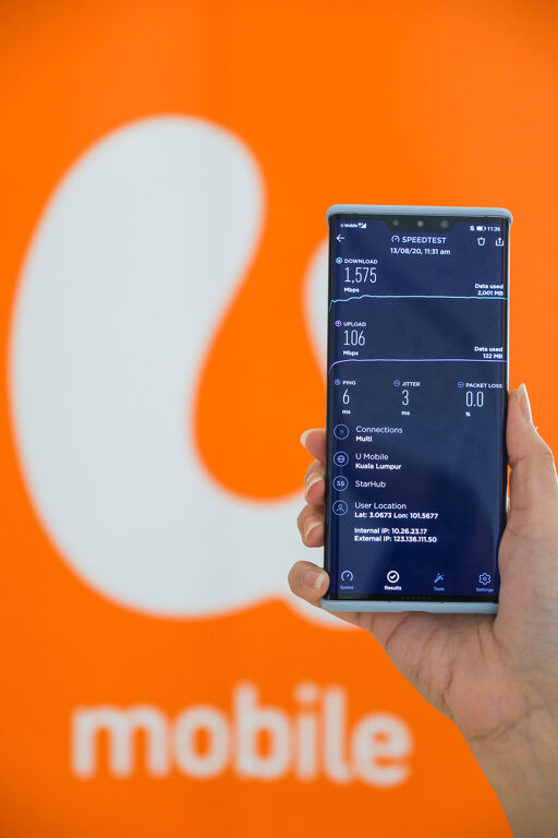 U-Mobile-StarHub-5G-SA-video-conference