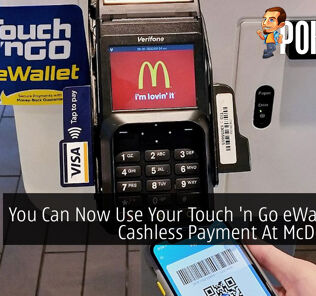 You Can Now Use Your Touch 'n Go eWallet For Cashless Payment At McDonald's 25