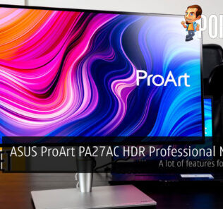 asus proart pa27ac proart calibration color option cover