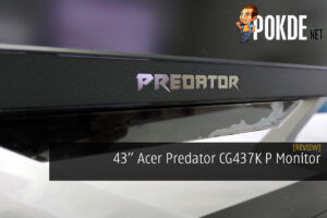 Acer Predator CG437K P Review