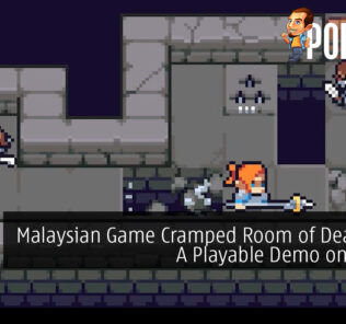 Award-Winning Malaysian Game Cramped Room of Death Has A Playable Demo on Steam