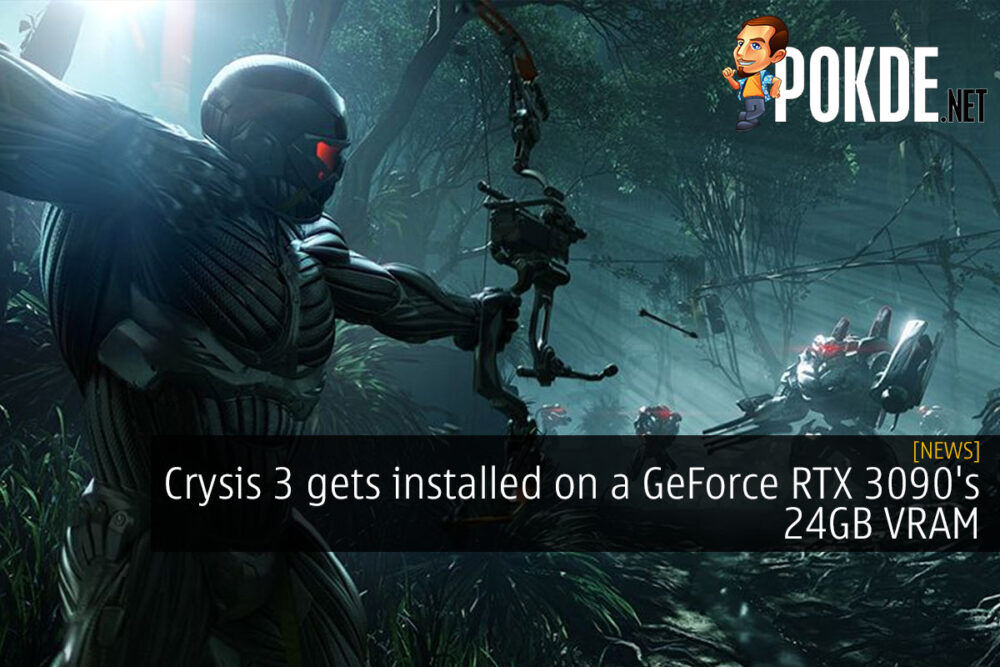 crysis 3 rtx 3090 cover