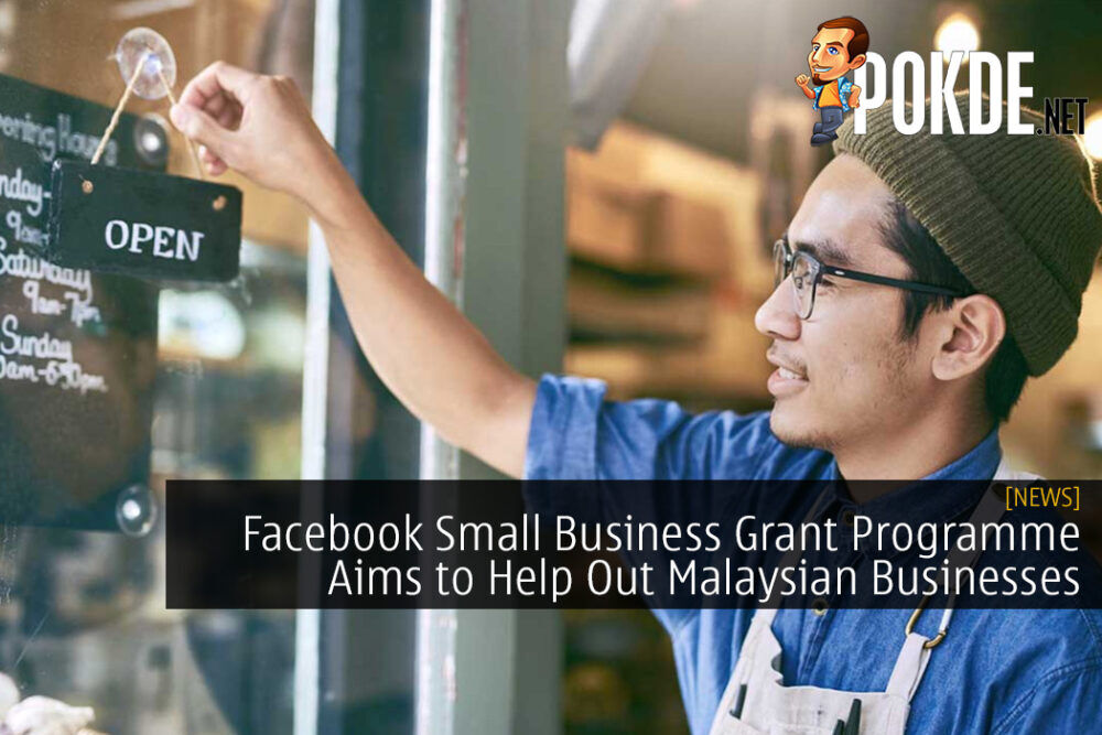Facebook Small Business Grant Programme Aims to Help Out Malaysian Businesses