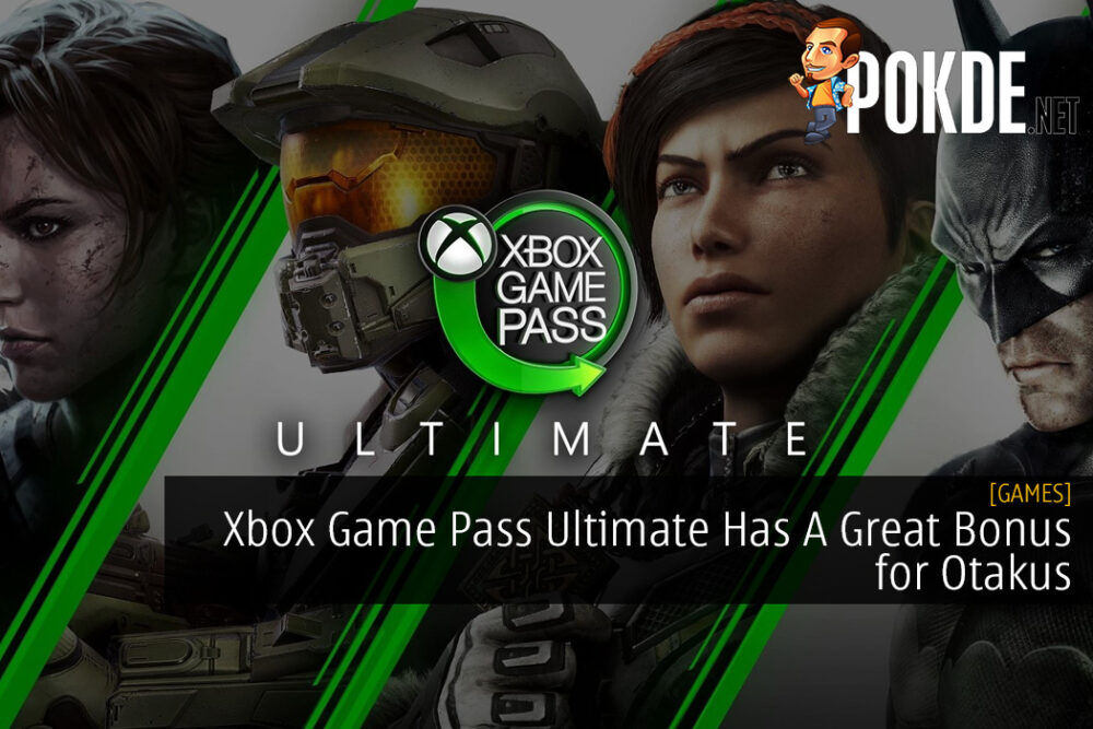 Xbox Game Pass Ultimate Has A Great Bonus for Otakus 26