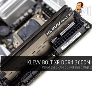 klevv bolt xr ddr4 review cover