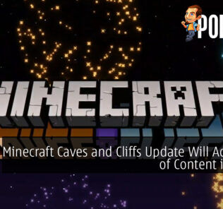 Minecraft Caves and Cliffs Update Will Add Tons of Content in 2021