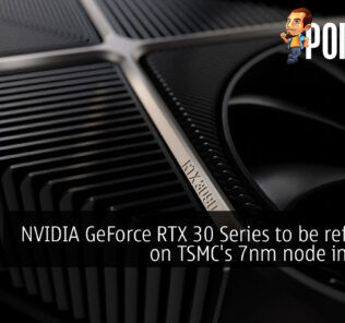 nvidia geforce rtx 30 series tsmc 7nm cover