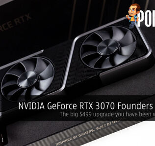 nvidia geforce rtx 3070 founders edition review cover