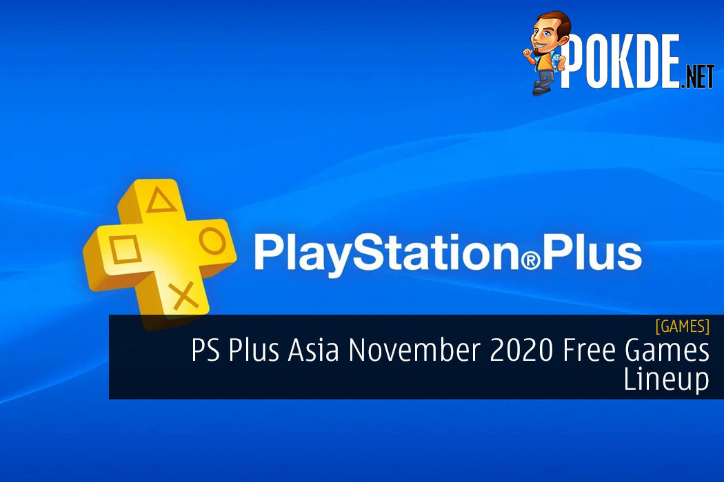 PS Plus Asia November 2020 FREE Games Lineup 8
