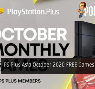 PS Plus asia October 2020 FREE Games Lineup