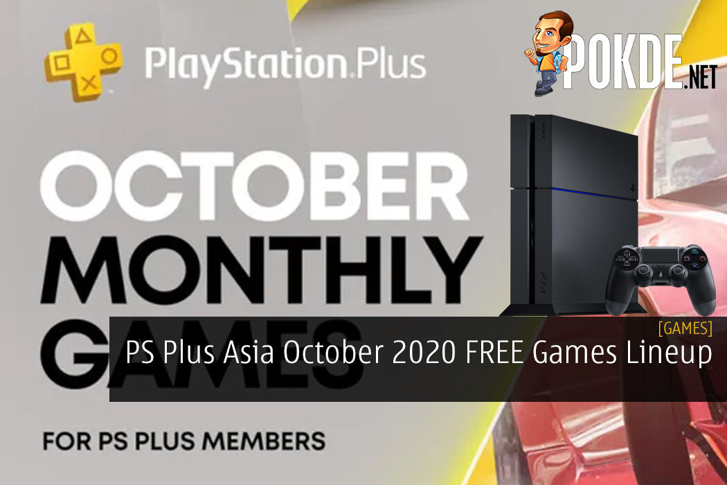 Ps Plus Asia October 2020 Free Games Lineup Pokde Net
