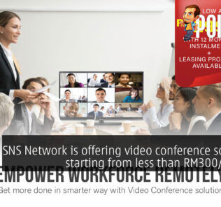 sns network video conference solution rm300 cover