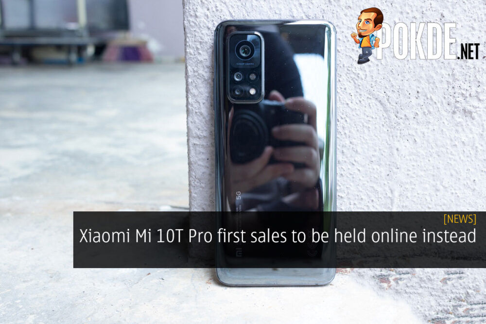 xiaomi mi 10t pro early bird deal cover