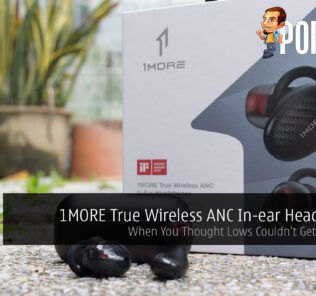 1MORE True Wireless ANC In-ear Headphones Review — When You Thought Lows Couldn't Get Any Lower 34