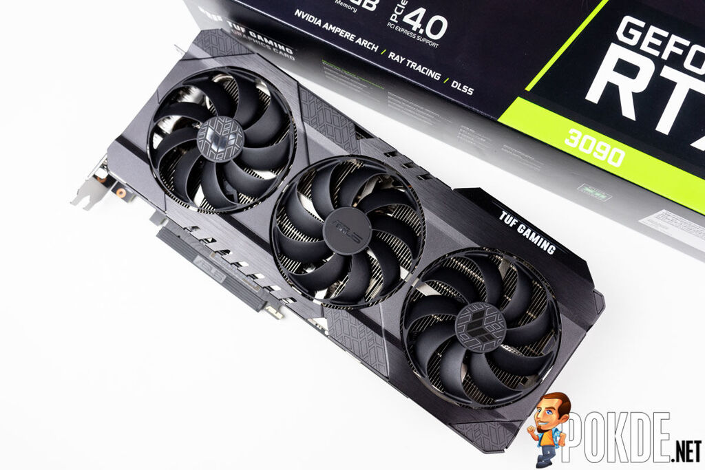 ASUS TUF Gaming GeForce RTX 3090 Review — premium cooling for less money than the competition? 18