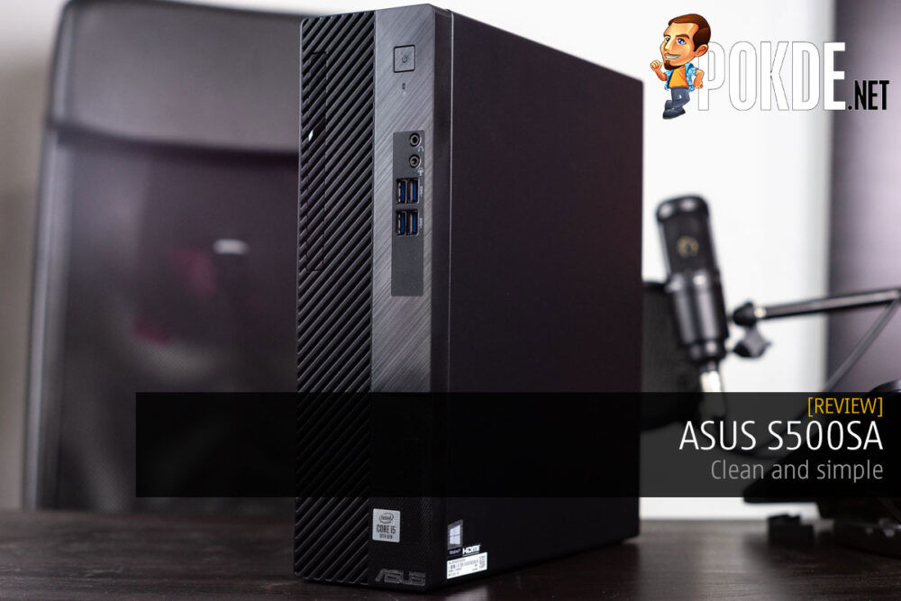 ASUS S500SA review cover