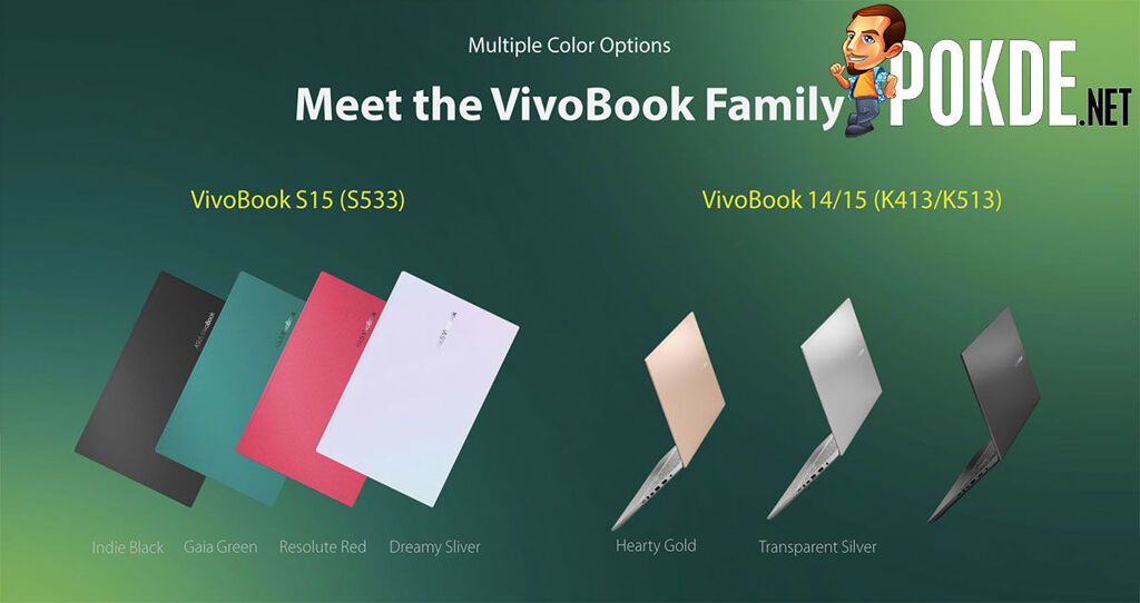 ASUS VivoBook 11th Gen