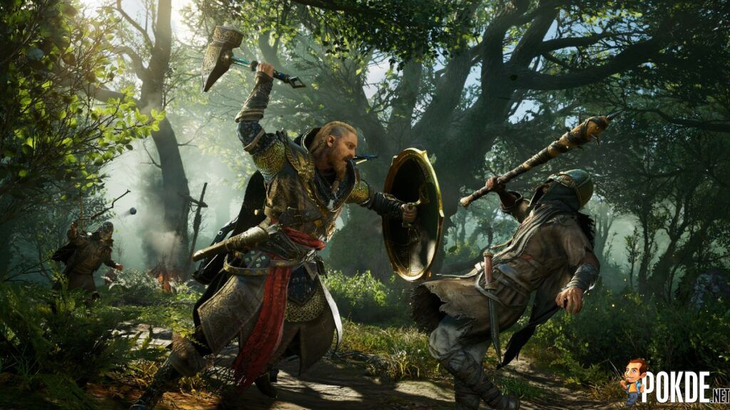 Assassin's Creed Valhalla Eivor 2