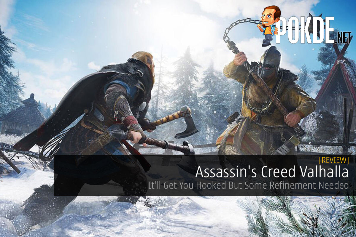 Assassin's Creed Valhalla Review — It'll Get You Hooked But Some Refinement Needed 8