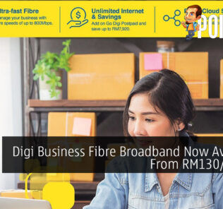 Digi Business Fibre Broadband Now Available From RM130/month 25