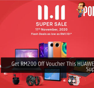 Get RM200 Off Voucher This HUAWEI 11.11 Super Sale 28