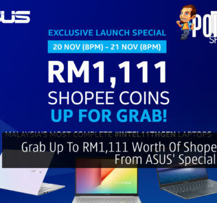 Grab Up To RM1,111 Worth Of Shopee Coins From ASUS' Special Promo 24
