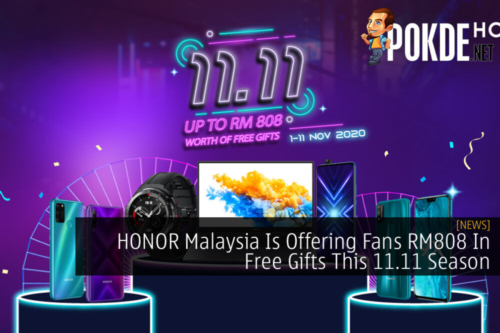 HONOR 11.11 cover