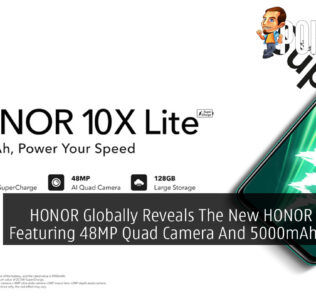 HONOR Globally Reveals The New HONOR 10X Lite Featuring 48MP Quad Camera And 5000mAh Battery 25
