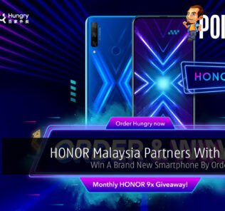 HONOR Malaysia Partners With Hungry — Win A Brand New Smartphone By Ordering Food! 18