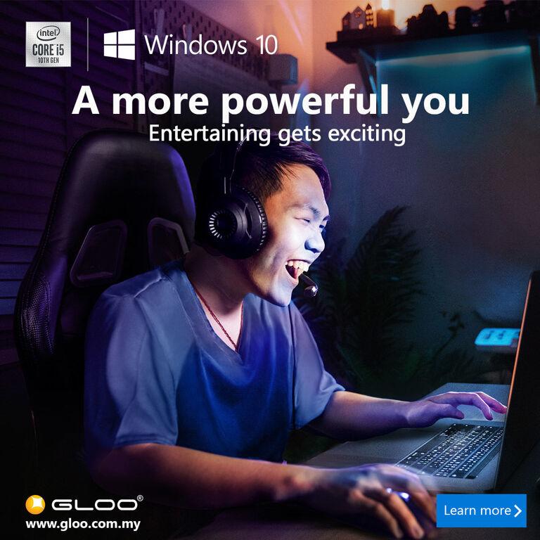 Defining a Modern PC with GLOO x Intel x Windows 10 19