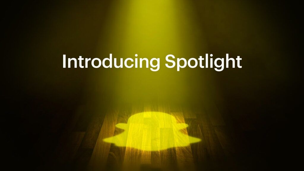 Snapchat Fires Back At TikTok With New Spotlight Feature 22