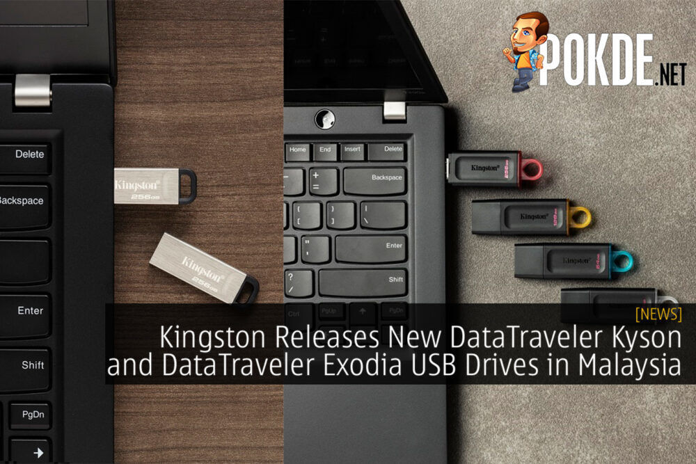 Kingston DataTraveler Kyson DataTraveler Exodia cover