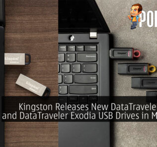 Kingston DataTraveler Kyson DataTraveler Exodia cover