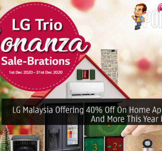 LG Malaysia Offering 40% Off On Home Appliances And More This Year End Sale 29