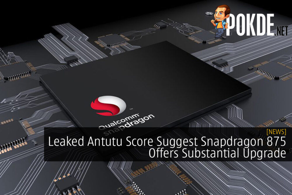 Leaked Antutu Score Suggest Snapdragon 875 Offers Substantial Upgrade 22