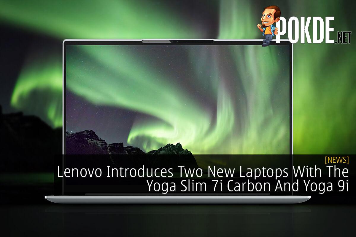 Lenovo Yoga Slim 7i Carbon Yoga 9i cover