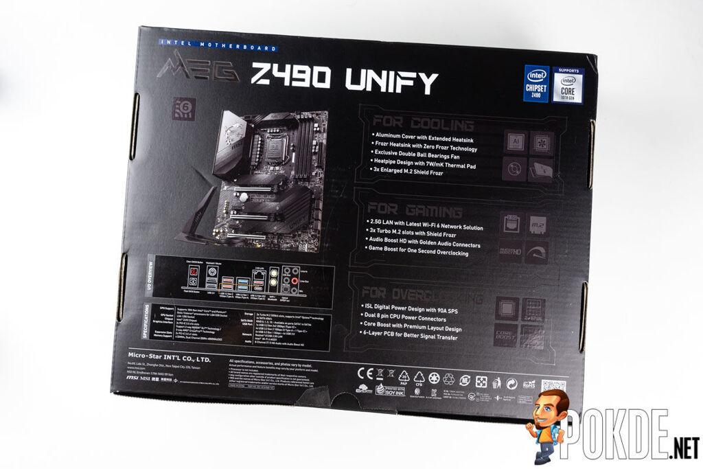 MSI MEG Z490 UNIFY Review-24