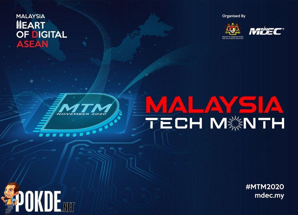 Malaysia Tech Month 2020 Main Image